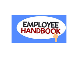Write you a bespoke Employee Handbook