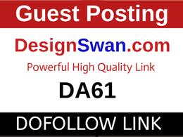 Guest Post on Designswan.com - Designswan