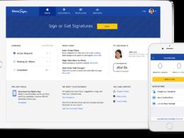 Setup, customize and provide training for DocuSign web platform