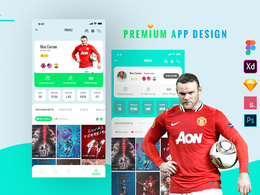 Design the stunning UI for your mobile app