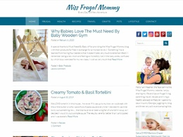 Publish a Guest Post on Lifestyle Blog Missfrugalmommy.com