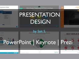 Make Amazing Fully Editable PowerPoint presentation