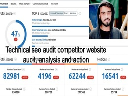 I will review your website and provide expert SEO audit report