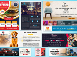 Design A Professional Business And Corporate Flyer
