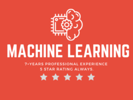 Develop advanced machine learning models on r and python