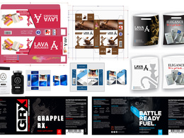 Create 3d Packing, Packaging design, Label design,cover design