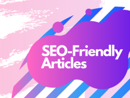 Write an 750 word SEO-friendly blog article or page