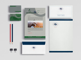 Business card and any stationary item