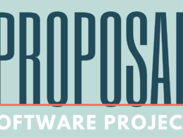 Write technical proposals for software projects