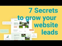 5 Page Lead Generating WordPress website|2x your leads & profits