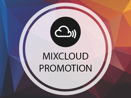 Promote your Mixcloud to our Communities | Growth Service