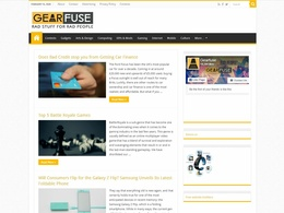 Write & Publish a Guest Post on Technology Blog Gearfuse.com