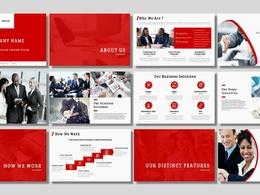 Design 10 slides impactful Powerpoint Presentation