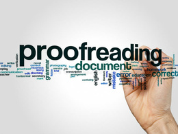 Proofread your documents professionally and authentically.