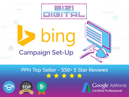 Set up a super star Bing Advertising Campaign