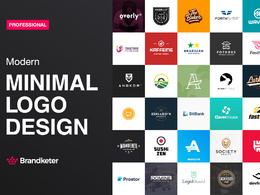 Design a Modern Minimalist Logo