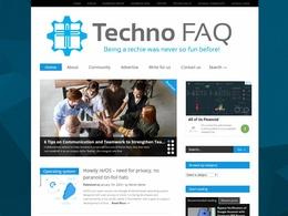 Write & Publish a Guest Post on Technology Blog Technofaq.org