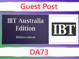 Guest post on IBT (Australia Edition) - ibtimes.com.au - DA73