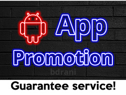 Promote your android app, game promotion