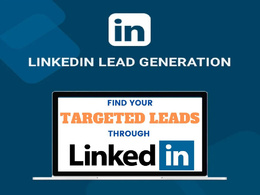 Provide 100 Valid leads by LinkedIn Lead Generation