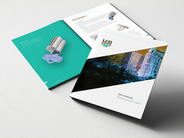 Catalog, booklet and corporate profile