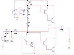 Design electronics and digital circuit schematics