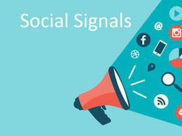500 powerful PR9 Social signals