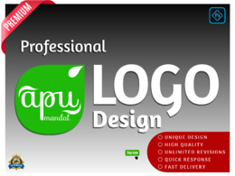 I will design iconic logo with unlimited revisions in 10hrs.