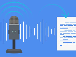 Transcribe 60 min audio, video, your speech voice to plain text