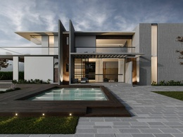 Create high realistic interior and exterior 3D rendering