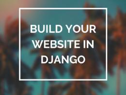 Build your website in Python/Django (Hourly Rate)