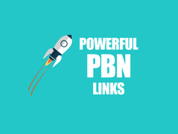 Build 5 Manual and Permanent DA PA 60+ Do Follow PBN Backlinks