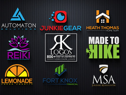 Design simple logo and 2D logo Fast & Affordable