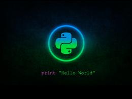 Write python code