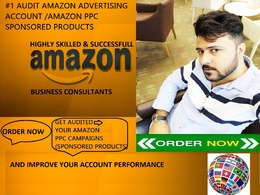 Set Up Amazon PPC Advertising (Sponsored Ads)