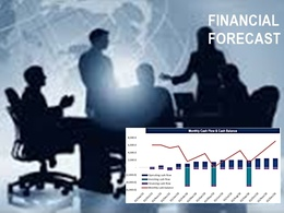 Create Financial Forecast for 5 years