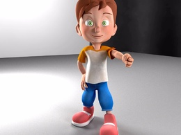 CREATE 3D CARTOON CHARACTERS AND PRODUCTS