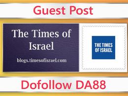 Guest post on Times of Israel - blogs.timesofisrael.com - DA88