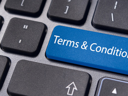 Draft personalized Terms and Conditions for websites
