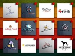 Design bespoke logo+free stationary multiple rev & source files