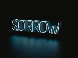 Neon sign of your logo/ nickname for social media