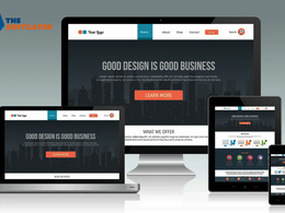 Develop stunning WordPress website design for your business