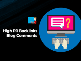 Provide 5 Niche Relevant Blog Comments Backlinks