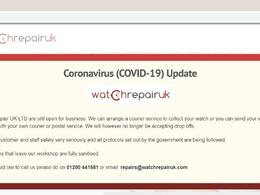 Create coronavirus covid-19 Pop Up for customers in WordPress