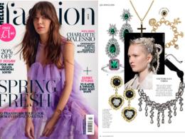 Distribute your PR to UK fashion editors