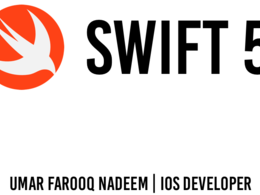 Develop iOS (iPhone) Application in SWIFT 5