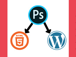 10 psd to HTML / Psd to Wordpres / MailChimp Integrations