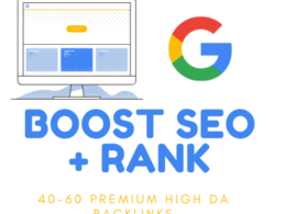 Boost your SEO + RANK with Premium Do Follow High DA Backlinks
