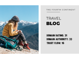 Publish a Guest Post on a Travel Blog