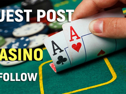 Write and Publish a Guest Post on Casino Blog